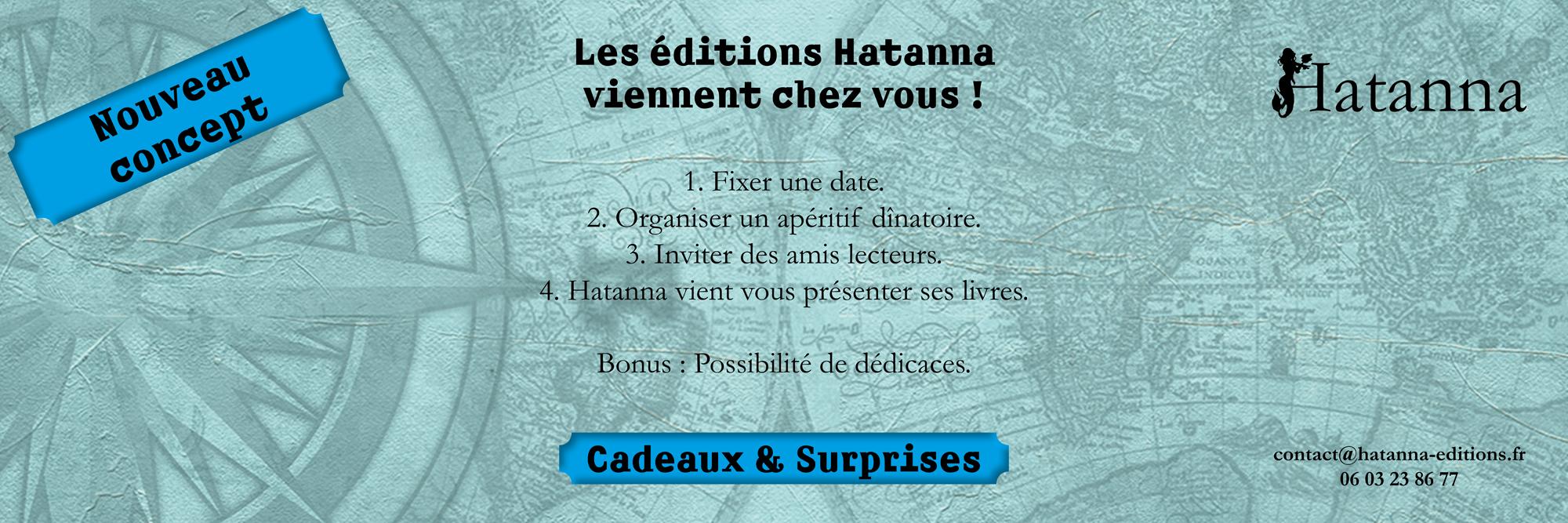 Hatanna Éditions